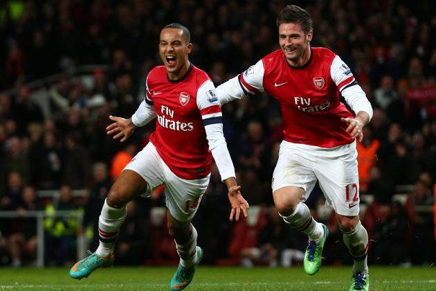 Rating the Arsenal Players Against Newcastle