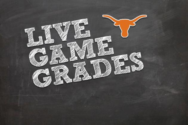 Texas vs. Oregon State: Postgame Grades from Longhorns Win in 2012 Alamo Bowl