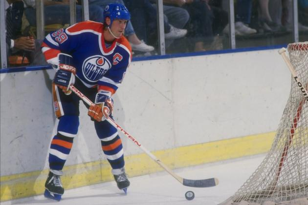 Ranking the 10 Best NHL Centers of the '80s