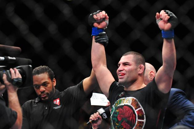 5 Fights for Cain Velasquez to Take Next