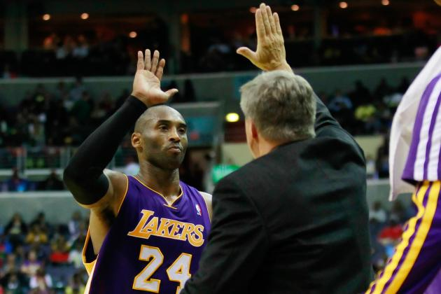Ranking Kobe Bryant's Scoring Streak with Most Insane Feats in NBA This Season