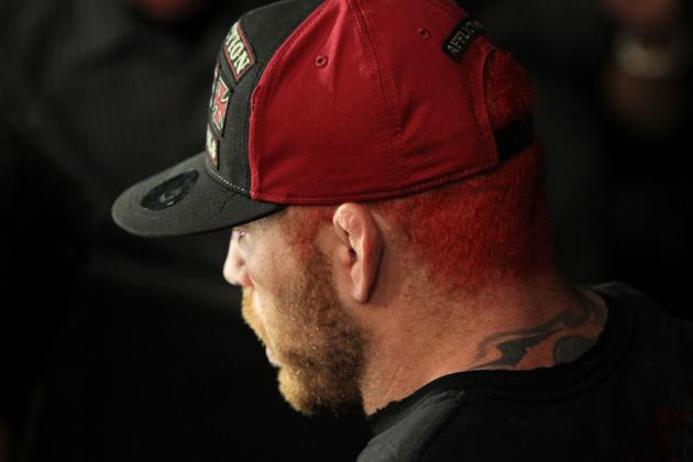 UFC 155: 4 Questions Facing Chris Leben in His Return