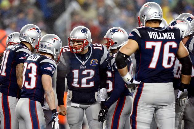Grading Every NFL Team's 2012 Regular Season Performance