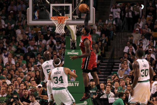 NBA's 10 Most Captivating Highlight-Reel Moments in 2012
