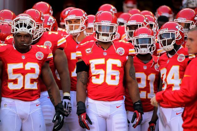 Kansas City Chiefs Mock Draft: Full 7-Round Projections at Regular Season's End