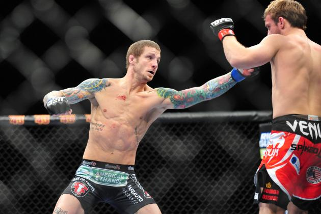 UFC 155: Eddie Wineland and the 3 Heaviest Hands in the Bantamweight Division