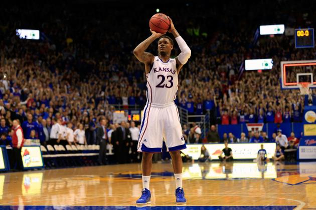 Kansas Basketball: Ranking the Jayhawks' NBA Prospects