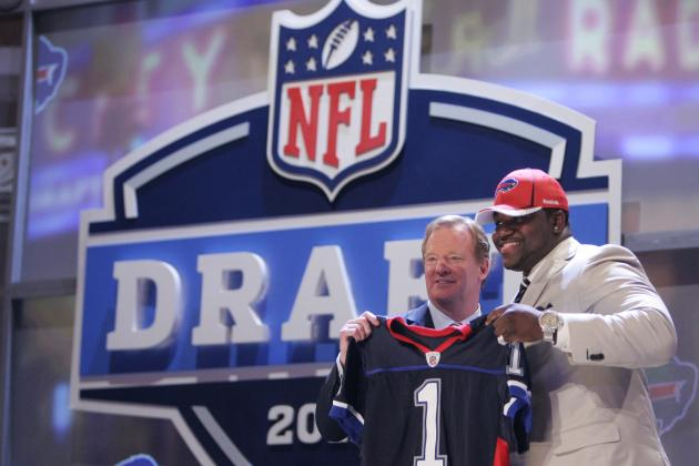 2013 NFL Mock Draft: Projecting the First Round with Trades