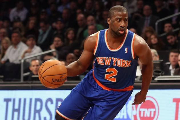 Raymond Felton: 5 Things New York Knicks Must Do During His Absence