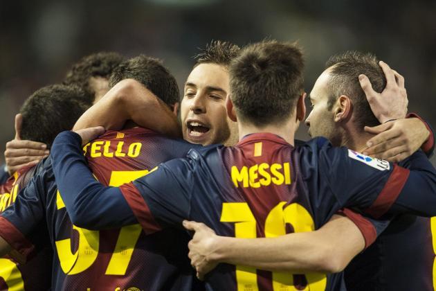 FC Barcelona: Midseason Review and Grades