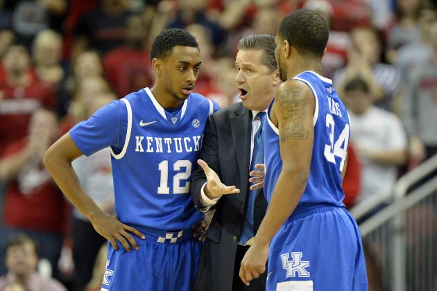 Kentucky vs. Louisville: Postgame Grades for the Wildcats