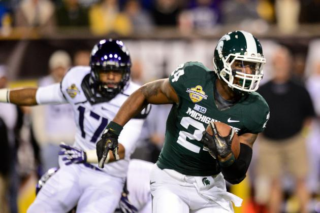 Buffalo Wild Wings Bowl 2012: Grading TCU and Michigan State's Performances