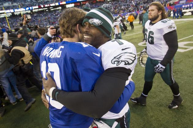 Eagles vs. Giants: Final Player Grades for New York