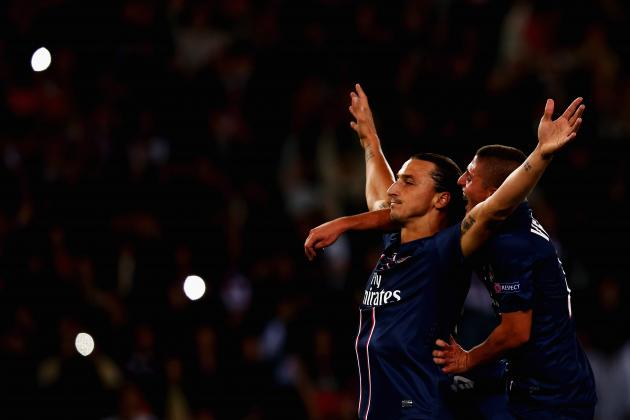 20 Best Ligue 1 Goals of 2012
