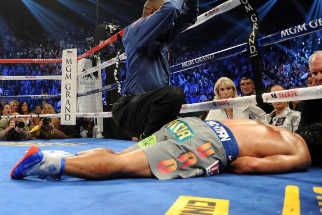 The 10 Most Memorable Images of Boxing in 2012
