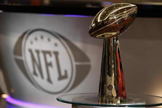 NFL Playoff Bracket: Predicting Every Game Through the Super Bowl