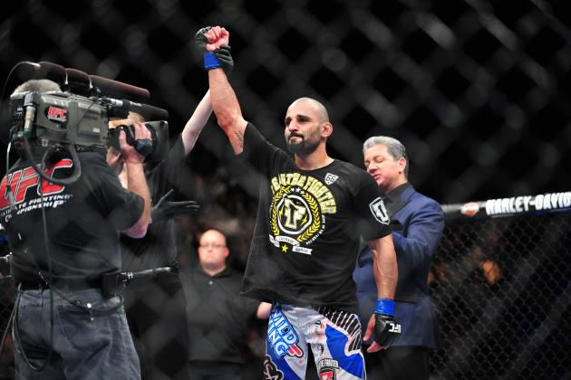 UFC 155 Results: 5 Fights for Costa Philippou to Take Next