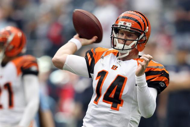 Keys to Cincinnati Bengals' 1st Round Matchup with Houston Texans