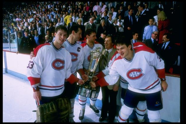 Montreal Canadiens: Top 10 Historical Moments from the Montreal Forum
