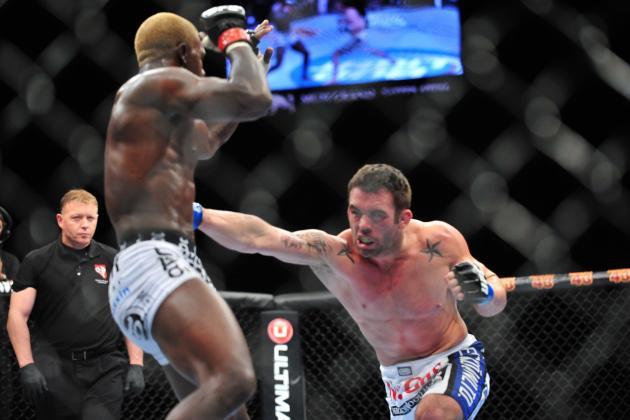 UFC 155 Results: 5 Fights for Jamie Varner to Take Next