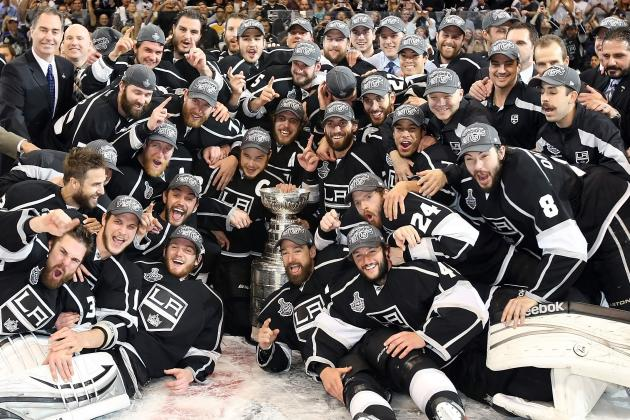 Top 10 NHL Stories from 2012