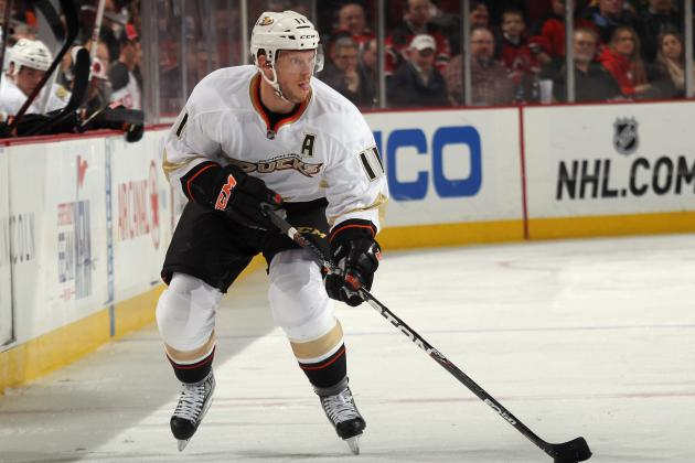 Anaheim Ducks: Possible Replacements for Saku Koivu