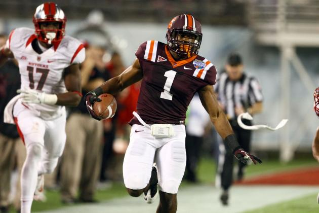 Virginia Tech Football: Grading All Starters from the Russell Athletic Bowl