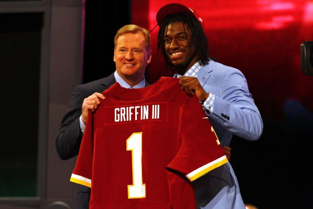 Washington Redskins Mock Draft: Full 7-Round Projections at Regular Season's End