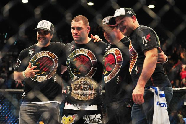 UFC 155 Results: Cain Velasquez & the Top 25 Pound-for-Pound Fighters in the UFC