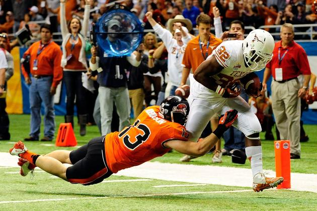 Texas Football: 2012 Team Awards for the Longhorns