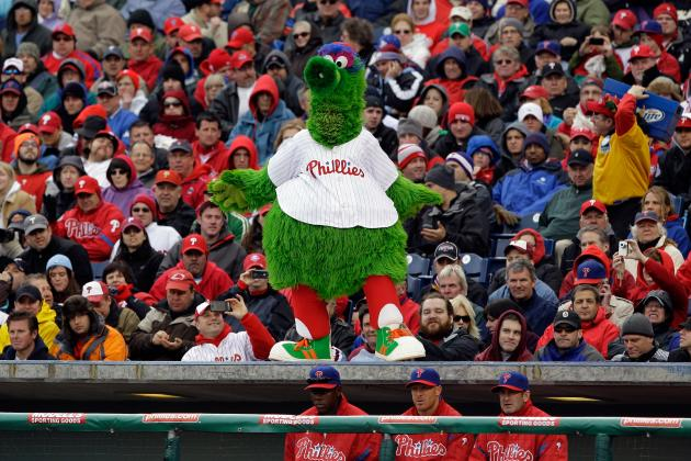The Philadelphia Phillies' Most Memorable Moments from 2012