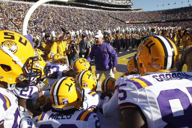 LSU Football Recruiting: Updates on 2013 Commits and Targets