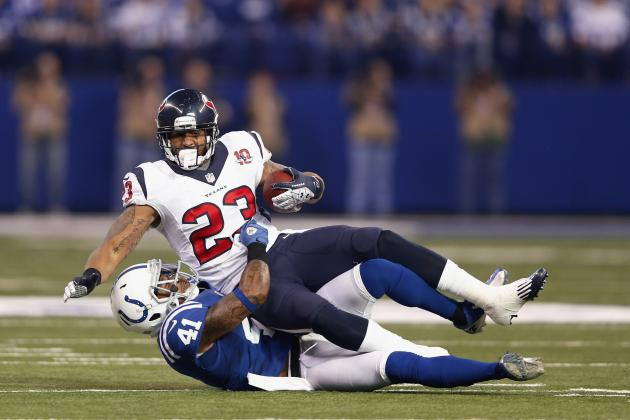 Texans vs. Colts: Houston's Biggest Winners and Losers