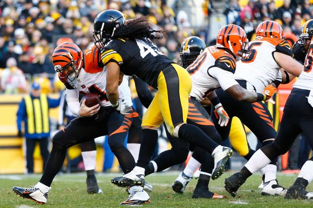 Pittsburgh Steelers: Have These 5 Players Played Their Last Game in Pittsburgh?
