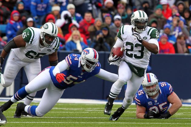 Jets vs. Bills: New York's Biggest Winners and Losers from Week 17