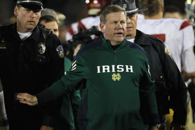 Notre Dame Football: Projecting the Irish's 2013 Defensive Depth Chart