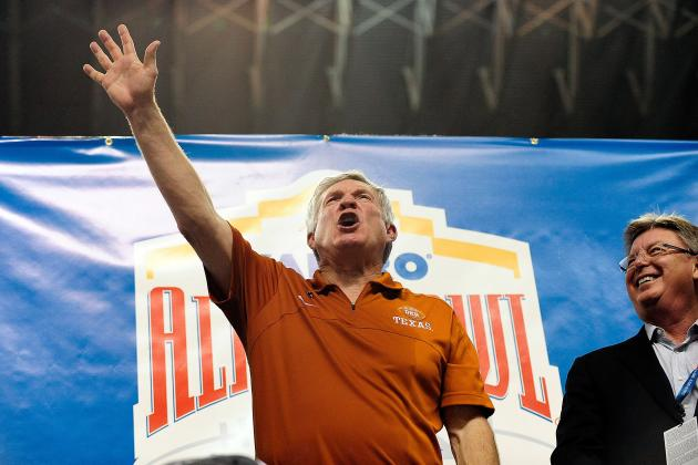 Texas Football: Grading All 22 Starters from the Alamo Bowl Victory