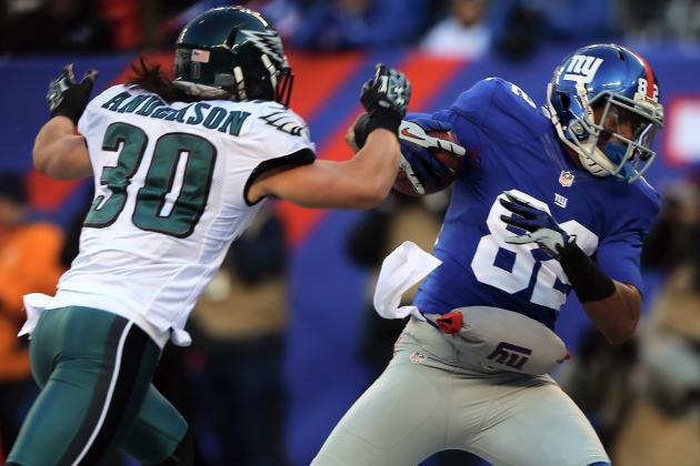 Giants vs. Eagles: New York's Biggest Winners and Losers from Week 17