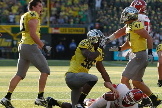 Oregon Football: Projecting the Ducks' 2013 Defensive Depth Chart