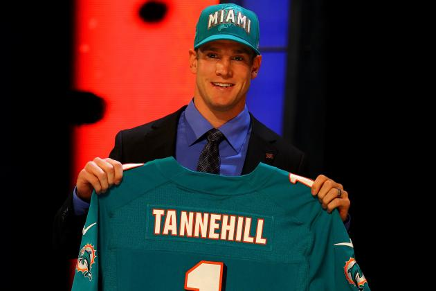 Miami Dolphins' Mock Draft: Full 7-Round Projections at Regular Season's End