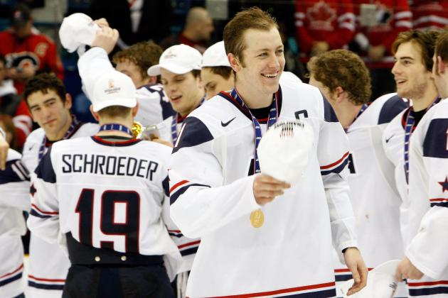 Assembling the Best-Ever American World Junior Championship Hockey Team
