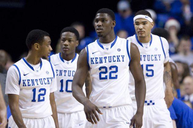 Kentucky Basketball: Ranking the Wildcats' NBA Prospects