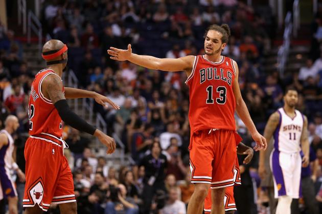 5 Things We Want to See from the Chicago Bulls in 2013