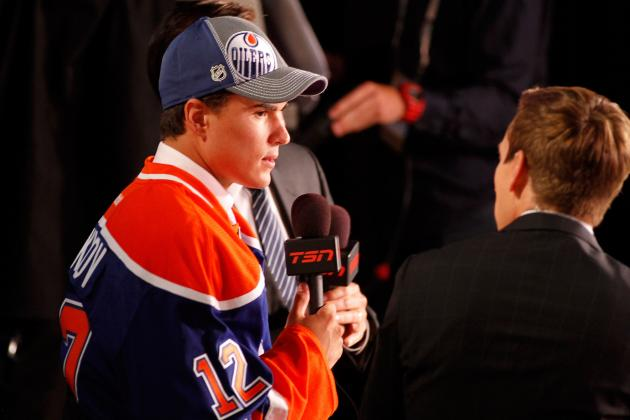 NHL Prospects 2013: Update and Analysis for Each 2012 First-Round Draft Pick