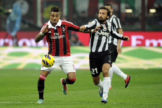 New Year's Resolutions for Serie A in 2013