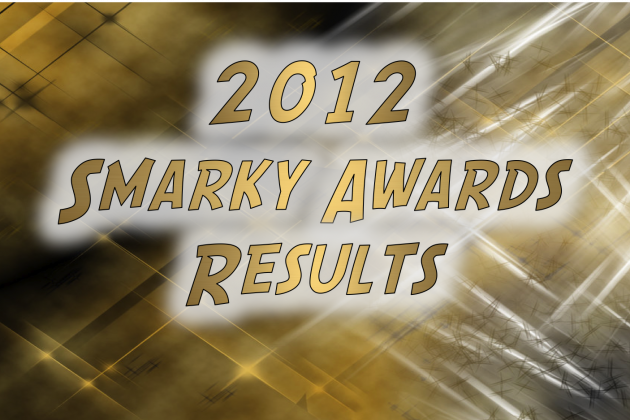 WWE Retrospective: 2012 Smarky Awards Results