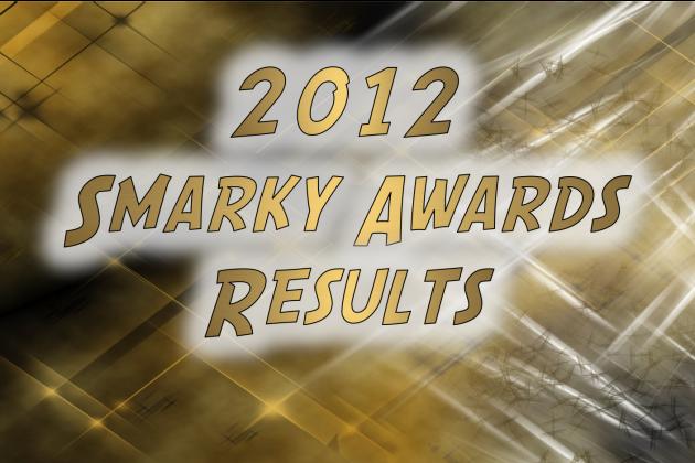 WWE Retrospective: 2012 Smarky Awards Results