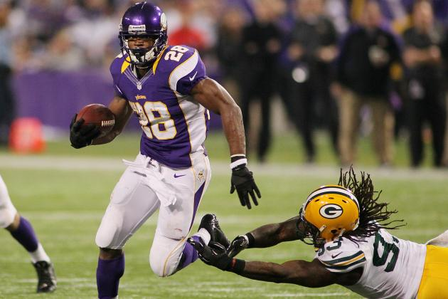 Fantasy Football: Top 10 Fantasy Players from 2012 Season