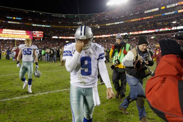 Tony Romo and 5 NFL QBs Who Choked Their Way Out of the Playoffs