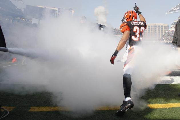 Cincinnati Bengals' Mock Draft: Full 7-Round Projections at Season's End